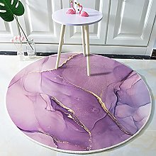 Round Carpets For Living Room Fashion Pink Rugs