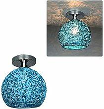 Round Ceiling Lamp Aluminum Chandelier Ceiling