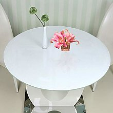 Round Clear Table Protector diameter 70cm,