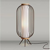 Round floor lamp Chaplin 195/64