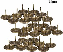 Round Head Upholstery Nails Pins Upholstery Tack