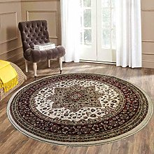 Round Rugs for Living Room - 120 x 120 cm - Rome