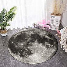 Round Sitting Pad Area Rugs for Dining Room for