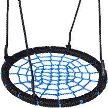 Round Spider Web Tree Swing Kids Hanging Seat