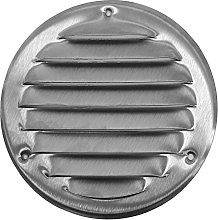 Round Stainless Steel Ø 240mm / 9inch Air Vent