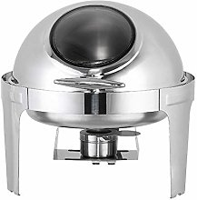 Round Stainless Steel Chafing Dish, Chafing Dish