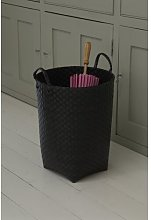 Round Strapping Laundry Bin Symple Stuff