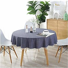 Round Tablecloth Cotton, Round Lace Tablecloths