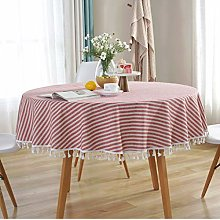 Round tablecloth dining table restaurant hotel