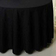 Round Tablecloth Embroidery Decoration Elegant