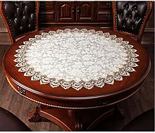 Round Tablecloths White Lace Tablecloth For Table