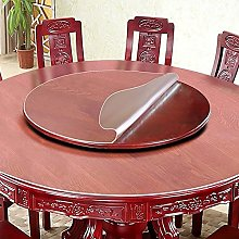 Round Transparent Tablecloth, Household Round
