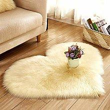 Round Variegated Tie-Dye Gradient Living Room Rug