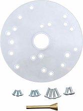 Router Base Plate Acrylic Base Plate Universal