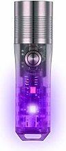 RovyVon A28 LED Flashlight with Side Signal