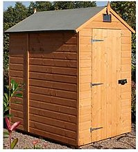 Rowlinson Security Shed 6X4 Ft