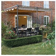 Rowlinson St. Tropez Retractable Garden Canopy -