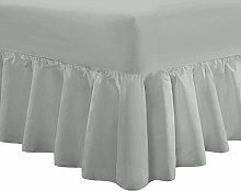 Roy Textile Ltd Extra Deep Frilled Fitted Valance