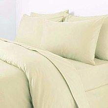 Roy Textile Ltd Plain Dyed Duvet Cover with