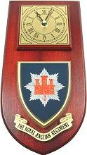 Royal Anglian Regiment Wall / Mess Clock