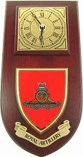 Royal Artillery Wall / Mess Clock