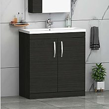 Royal Bathrooms.co.uk Turin Hale Black Floor