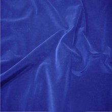 Royal Blue 1 Metre - Heavy Weight 100% Cotton