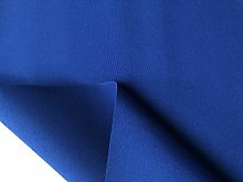 Royal Blue Plain DRALON Outdoor Fabric Solid