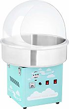 Royal Catering Candy Floss Machine Set with Sneeze