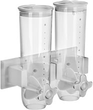 Royal Catering Cereal Dispenser 3 L - 2 containers