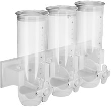Royal Catering Cereal Dispenser - Triple - 4.5