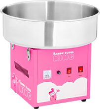 Royal Catering Commercial Candy Floss Machine - 52