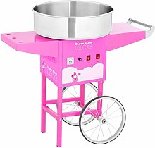 Royal Catering Commercial Candy Floss Machine with