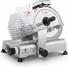 Royal Catering Commercial Meat Slicer Electric