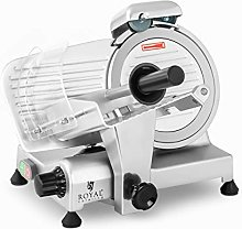 Royal Catering Commercial Meat Slicer Food Slicer