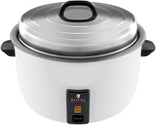 Royal Catering Commercial Rice Cooker - 23 litres
