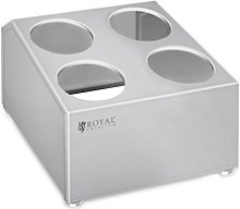 Royal Catering Cutlery container - Stainless steel