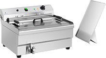 Royal Catering Donut Fryer - 30 litres - 9,000 W -