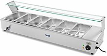 Royal Catering Electric Bain-Marie Food Warmer