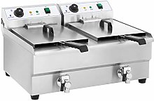 Royal Catering Electric Deep Fryer RCEF 16DH-1 (2