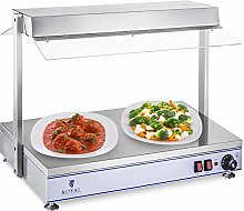 Royal Catering Electric Hot Plate Food Warmer