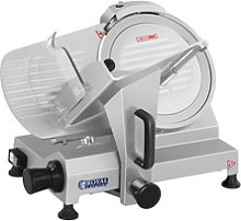 Royal Catering Electric Meat Slicer - 250 mm - up