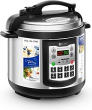 Royal Catering Electric Rice Cooker - 4 Litres -