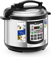 Royal Catering Electric Rice Cooker - 6 Litres -