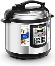 Royal Catering Electric Rice Cooker - 8 Litres -