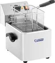 Royal Catering Electrical fryer - 8 L - EGO