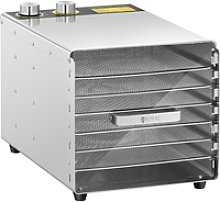 Royal Catering Food Dehydrator - 500 W - 6 racks