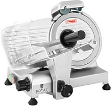 Royal Catering Food Slicer - 220 mm - up to 12 mm