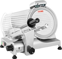 Royal Catering Food Slicer - 250 mm - up to 12 mm