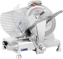 Royal Catering Meat Slicer - 300 mm - up to 15 mm